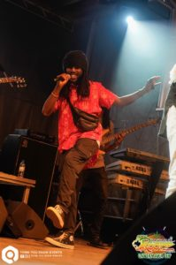 Chronixx at Rootzfest
