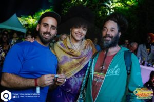 Friends at Rastafari Rootzfest