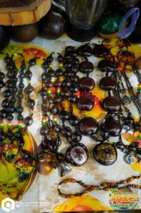 Necklaces at Rastafari Rootzfest