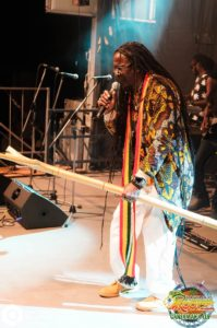 Rastafari Rootzfest Performance