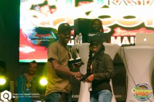 Rastafari Rootzfest Awards